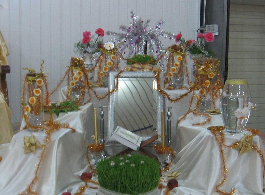 قیمت هفت سین عروس
