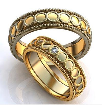 کلکسیون مدل حلقه ی ازدواج / جدیدترین مدل های حلقه ی نامزدی
