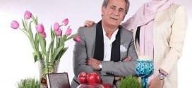 عکس بازیگران و چهره های مشهور ایرانی کنار سفره هفت سین ۹۵