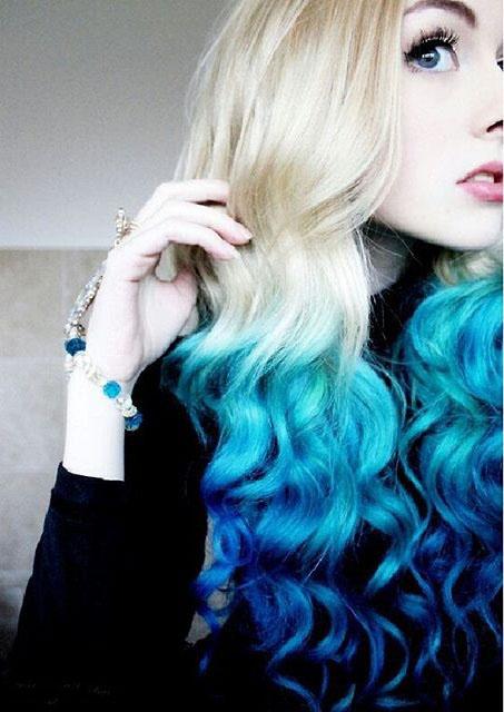رنگ مو بهار 95/ رنگ موی سال 2016