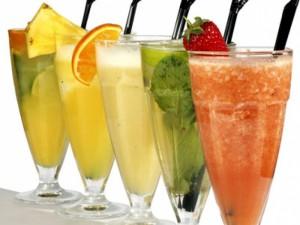 نوشیدنی خنک تابستانی