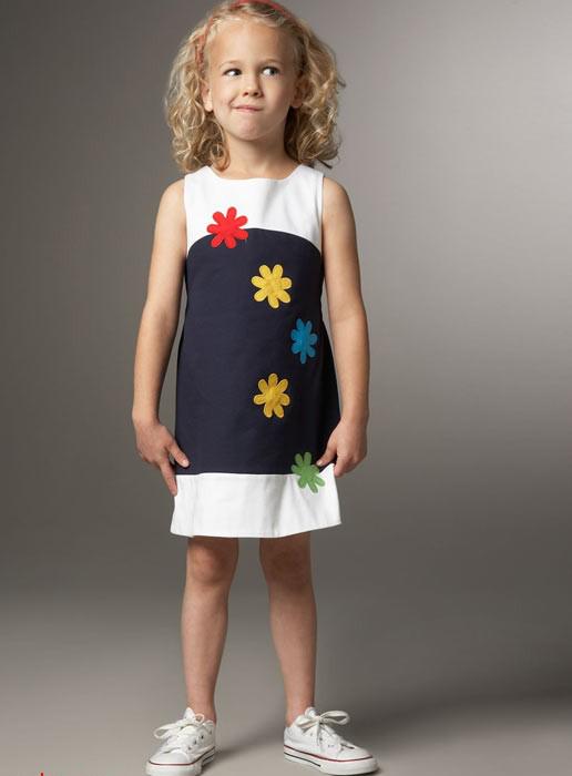شیک ترین مدل لباس دختر بچه ها تابستان 95