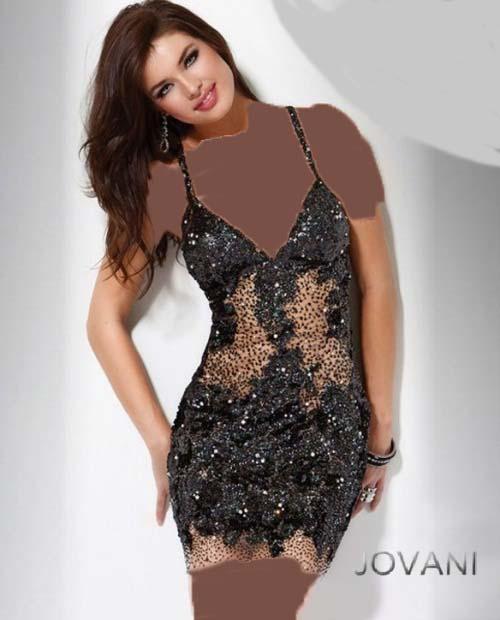 لباس مجلسی تابستان 95 +لباس شب دخترانه کوتاه