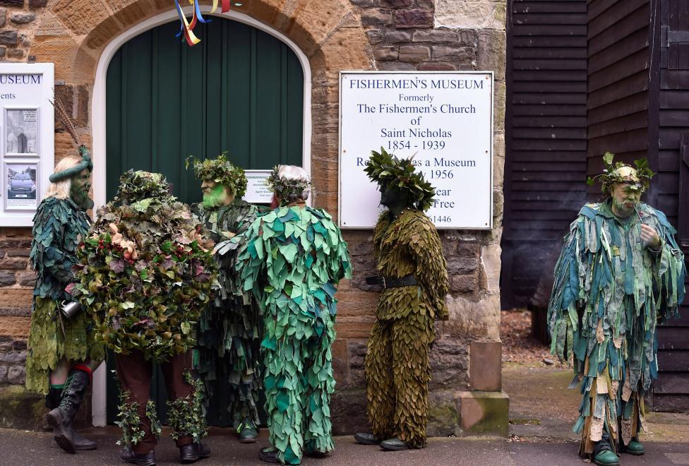 رژه سبز در انگلستان