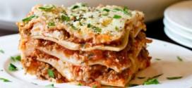 طرز تهیه ی لازانیا (غذای ایتالیایی)