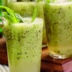 نوشیدنی خنک و مقوی روزهای گرم