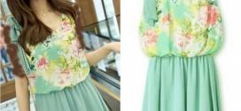 لباس مجلسی کوتاه تابستان ۹۵ دخترانه جدید