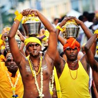 گزارش تصویری از تایپو سام جشن هندی