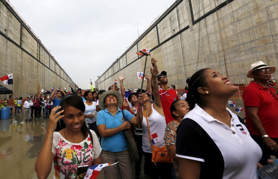 رکانال پاناما از گذشته تا حال