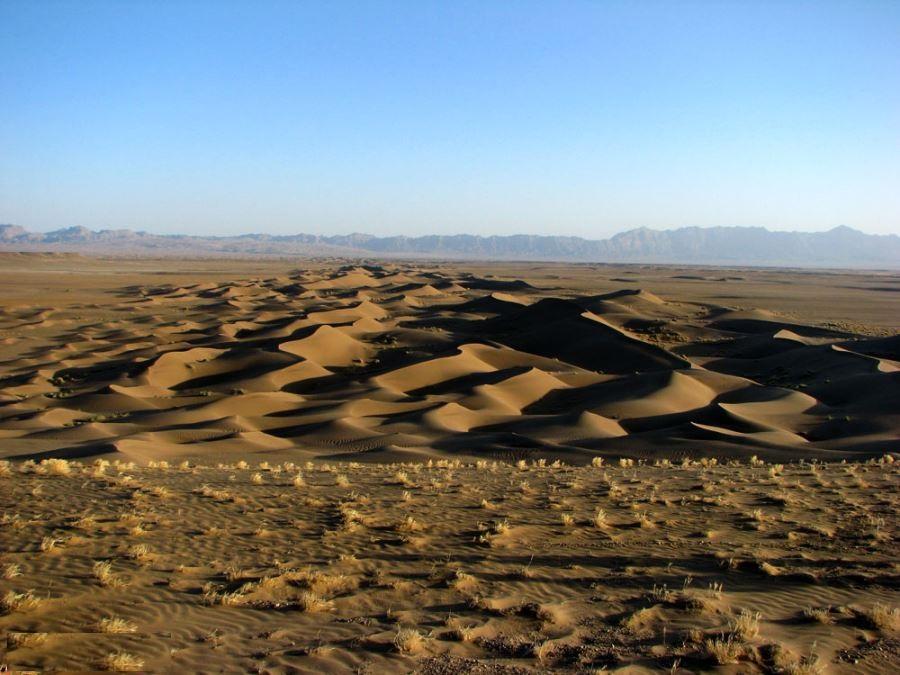 کویر مصر در ایران