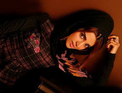 عکس الهه حصاری بازیگر نقش یلدا در (هشت و نیم دقیقه)