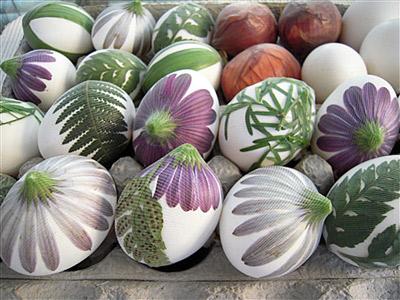 تزیین تخم مرغ سفره هفت سین نوروز 96