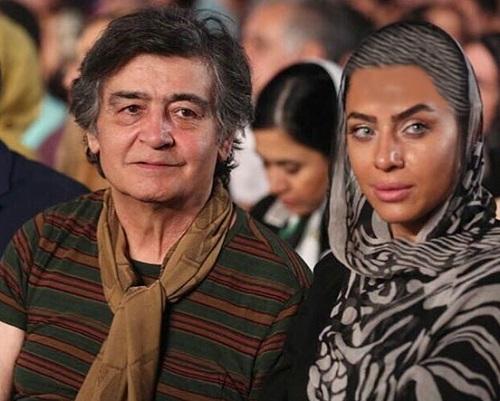 عکس جدید رضا رویگری و همسرش + بیوگرافی