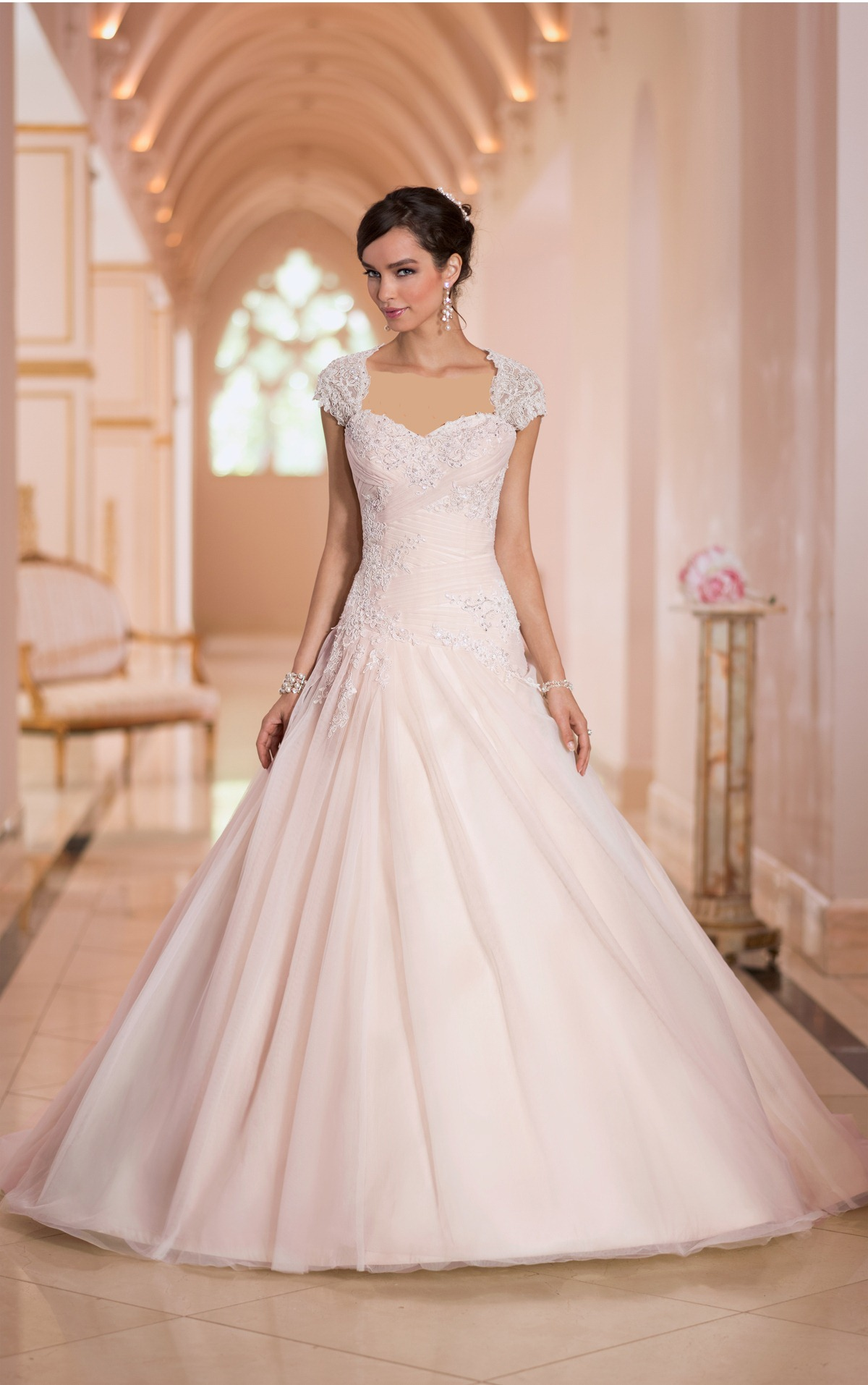 سری دوم مدل لباس عروس بهار 96