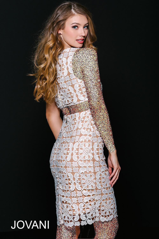ژورنال مدل لباس مجلسی 2017/ لباس مجلسی کوتاه بهار 96 زنانه و دخترانه