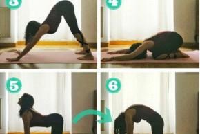 روشی مطلوب برای لاغری شکم و پهلو ها / ورزش لاغری