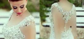 مجموعه ای از جدیدترین مدل لباس عروس ۲۰۱۷ دانتل