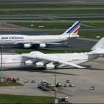 آنتونوف225 بزرگترین هواپیمای جهان