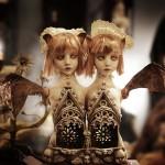 عروسک های ترسناک اثر ماری شیمیزو