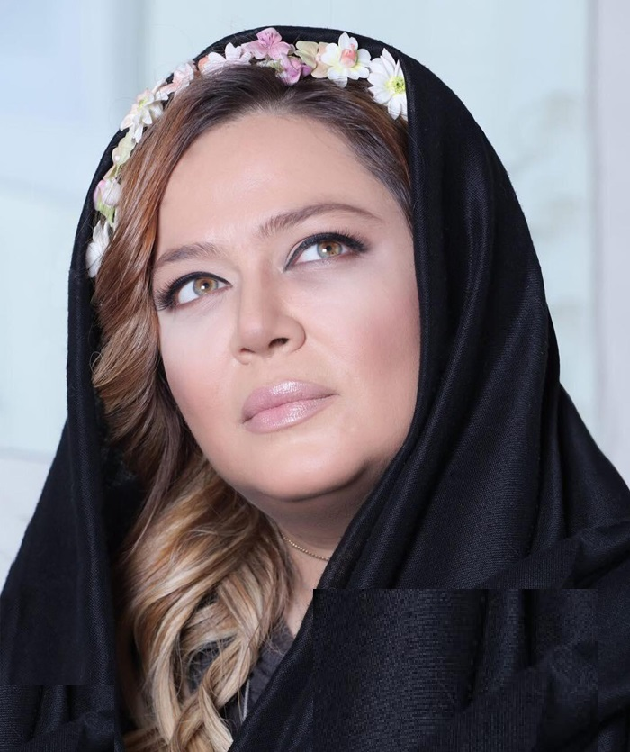 عکس خاص بهاره رهنما در برج میلاد جشنواره ی فجر