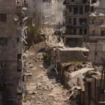 گزارش تصویری از سوریه جنگ زده