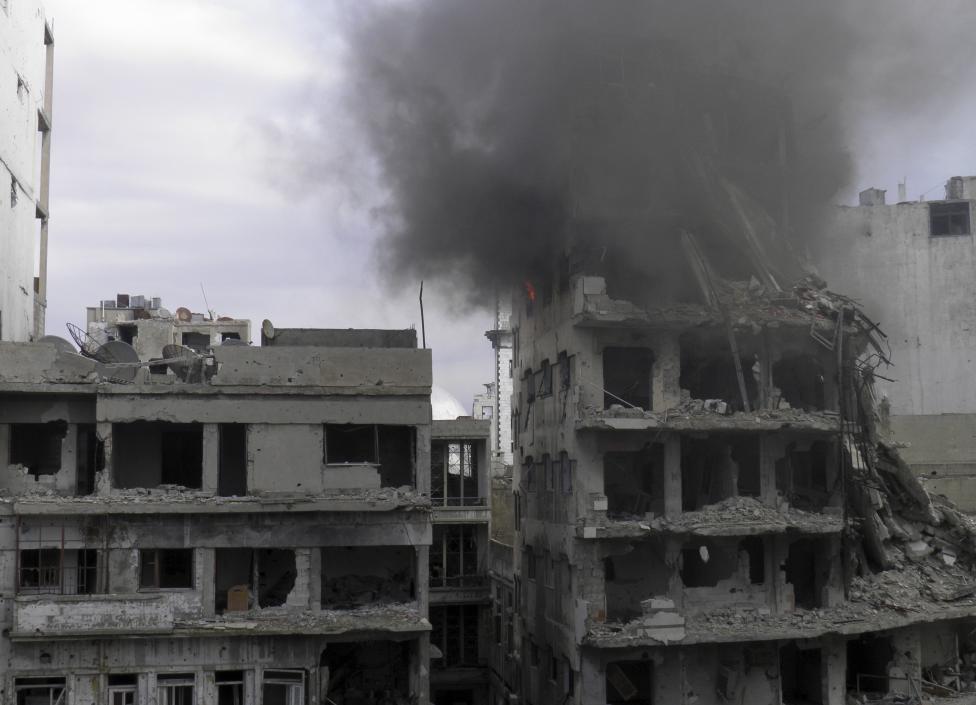 سوریه در جنگ