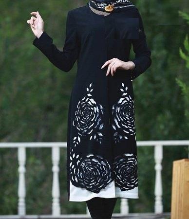 مدل مانتو تابستانه زنانه و دخترانه 2017