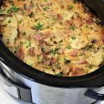 دستور پخت کاسرول گوشت و سیب زمینی