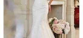 سری جدید مدل لباس عروس اروپایی ۲۰۱۷ دانتل