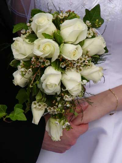 زیباترین مدل های دسته گل عروس 2017