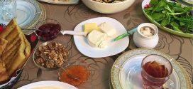چیدمان سفره ی افطار ماه رمضان ۹۶