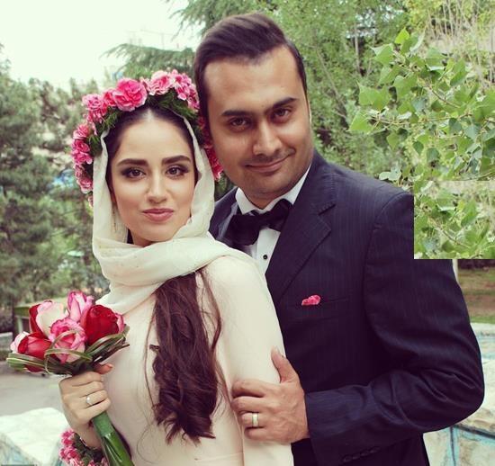 عکس بازیگران همراه همسر جدیدترین