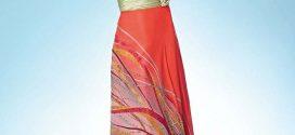 لباس مجلسی بلند تابستان ۹۶ جدید زنانه و دخترانه