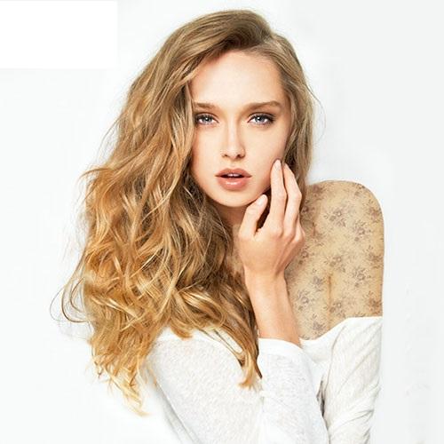 زیباترین مدل موهای زنانه شینیون باز 2018