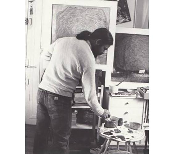 بیوگرافی و البوم نقاشی داوود امدادیان