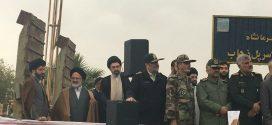 حضور رهبر انقلاب در مناطق زلزله زده کرمانشاه