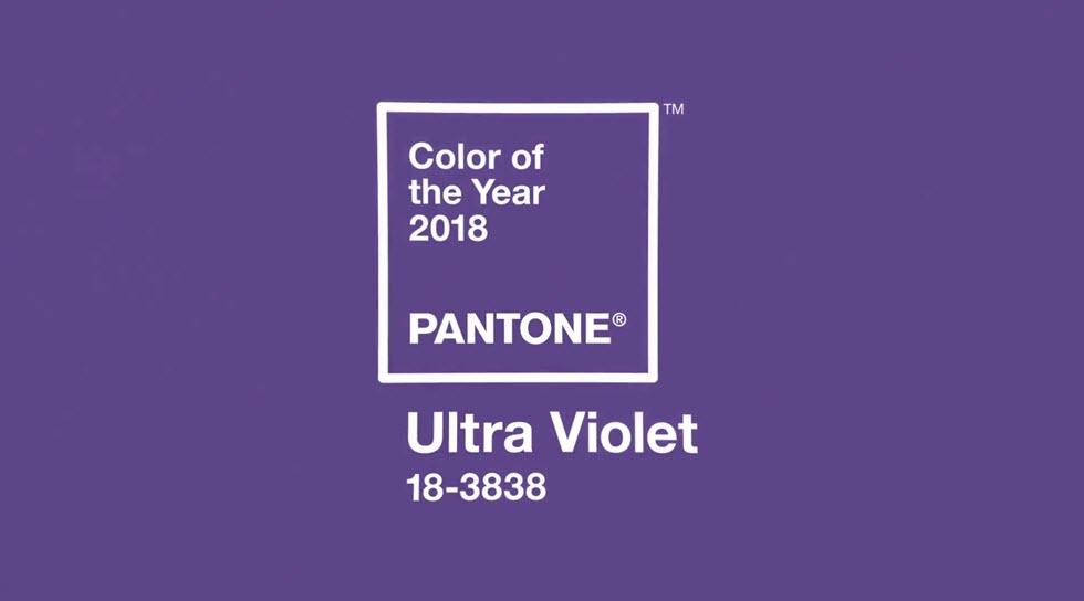 رنگ سال 2018