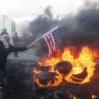 گزارش تصویری از نا آرامی ها در فلسطین اشغالی