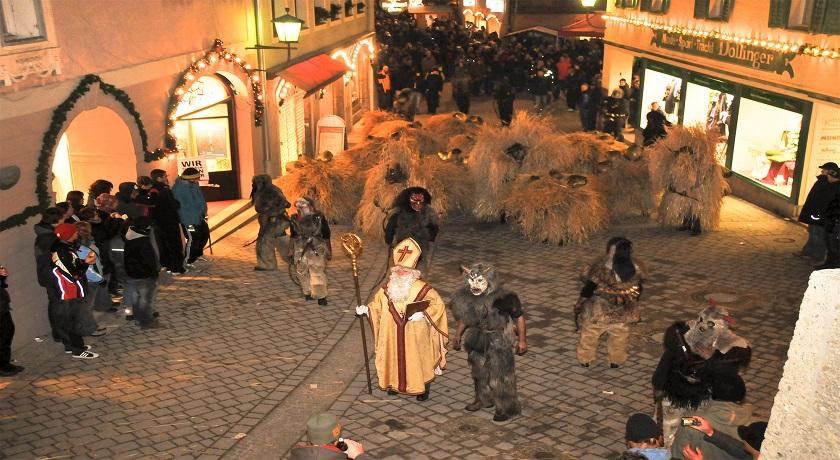 جشنواره کرامپوس