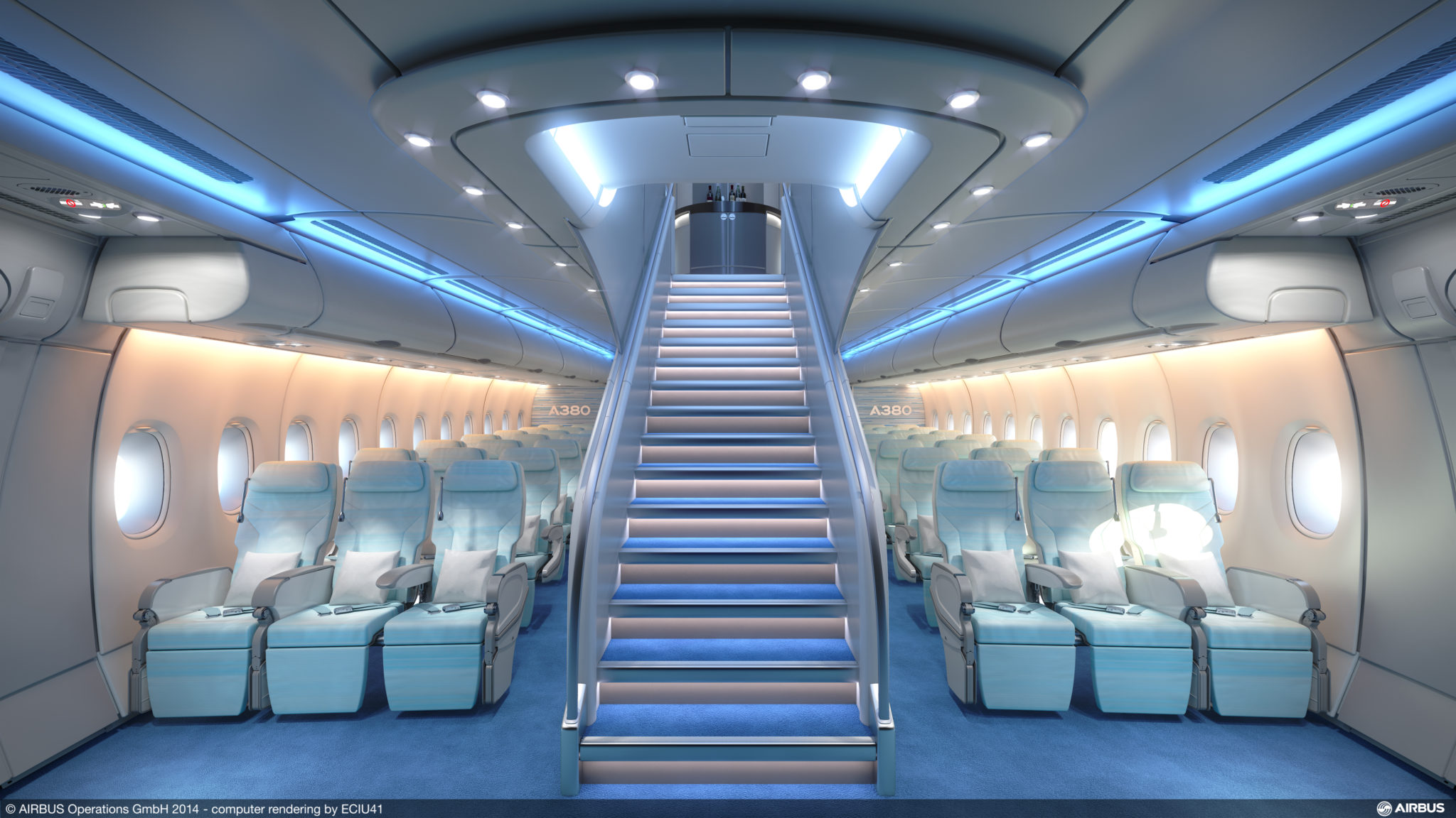 بزرگترین هواپیمای جهان ایرباس A380