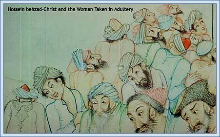 آثار حسین بهزاد