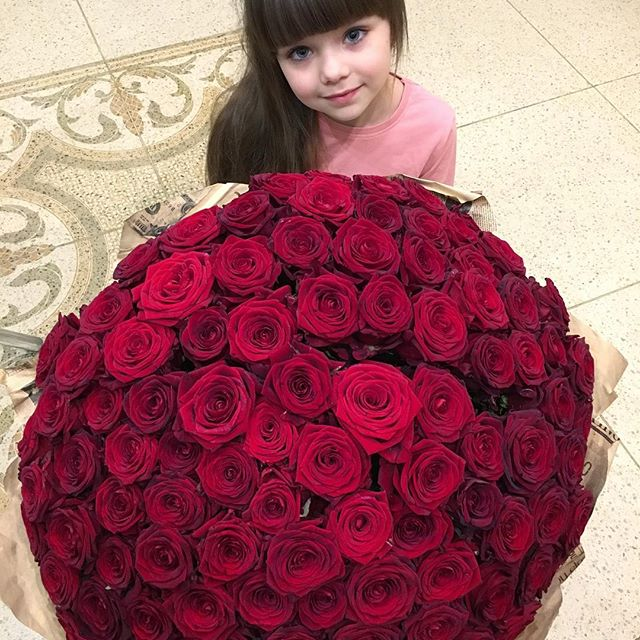 خوشگل ترین دختر بچه دنیا آناستاسیا کنیازوا