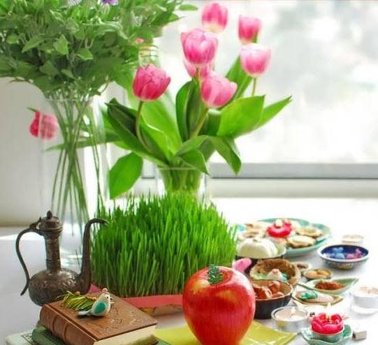 جدیدترین اس ام اس های تبریک نوروز شاد / رسمی /ادبی