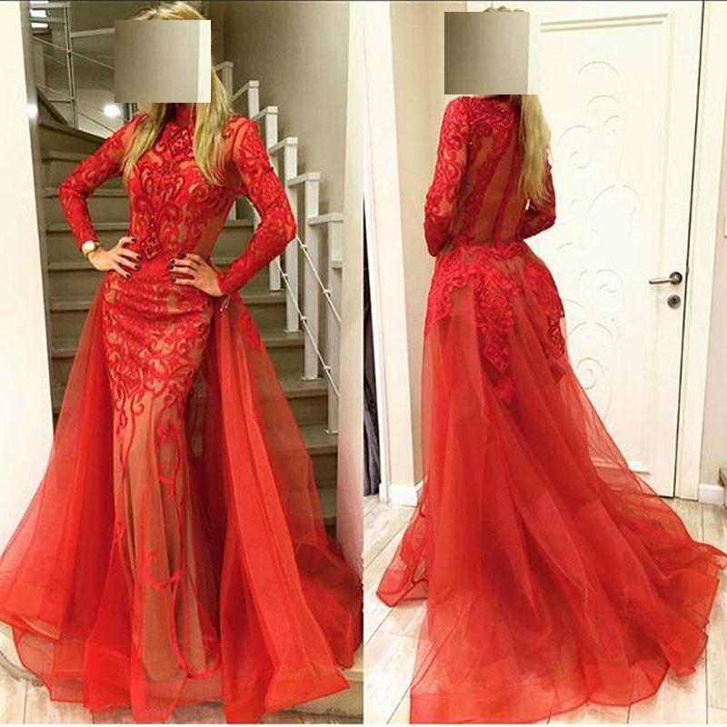 سری سوم مدل لباس نامزدی 2018 دانتل/ لباس مجلسی 2018 بلند
