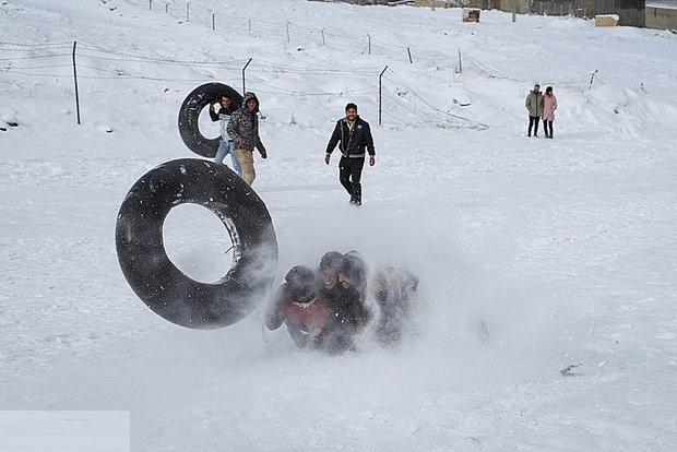عکس هاعکس های یک روز برفی زمستان 97 زیبا