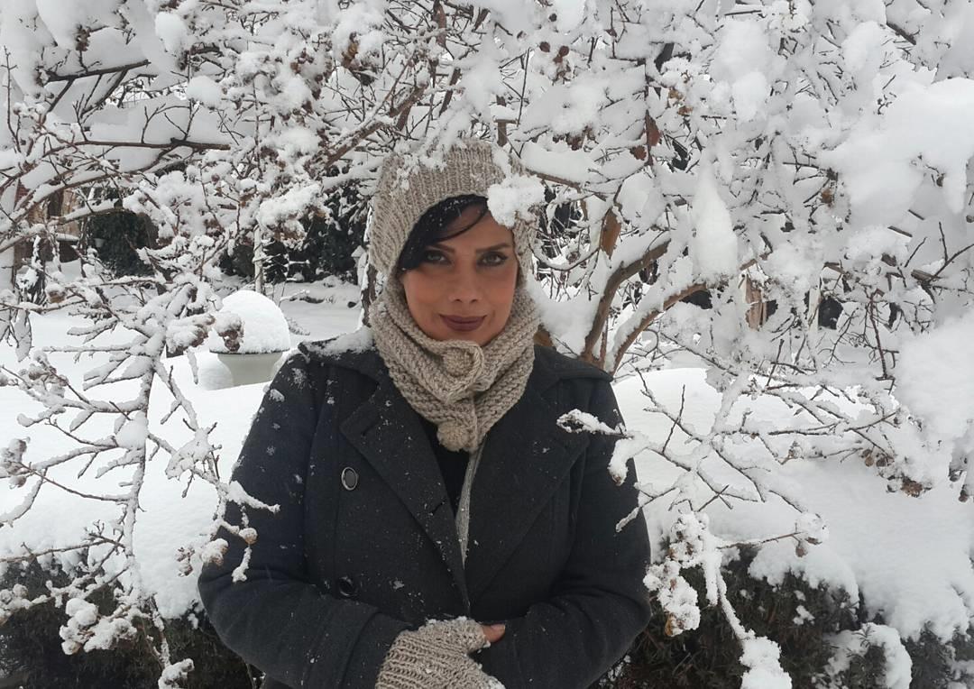 عکس های یک روز برفی زمستان 97 زیبا
