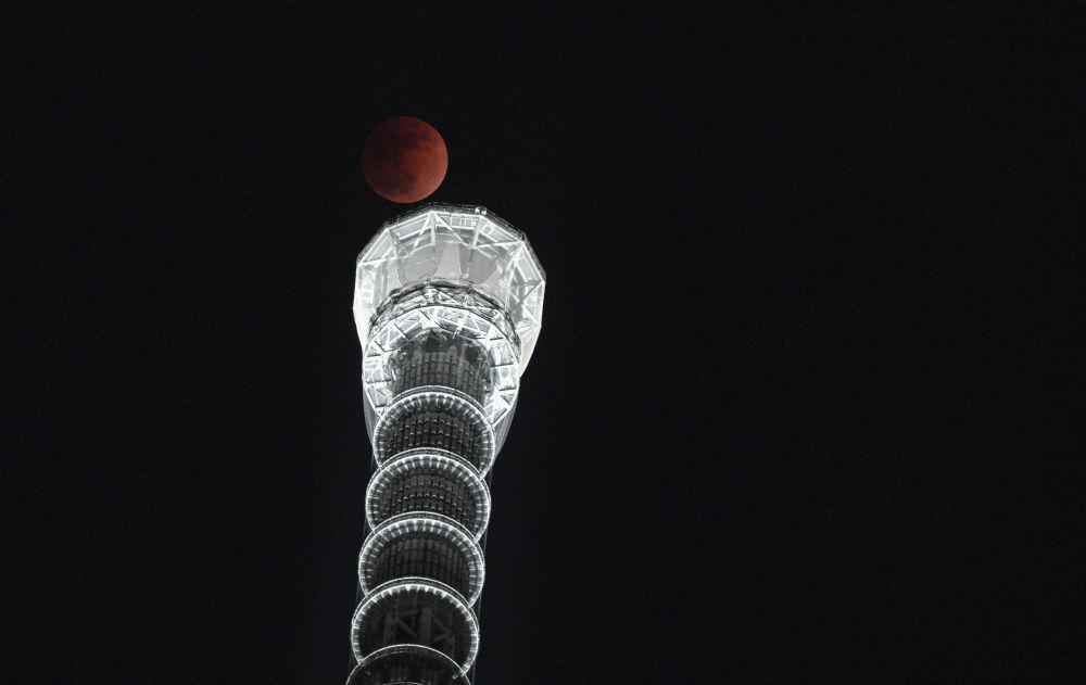 ماه خونین