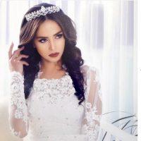 خاص ترین مدل آرایش عروس تابستانه ۹۷ / شینیون باز و بسته ۲۰۱۸