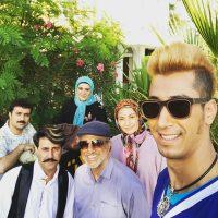 عکس و بیوگرافی بهرام افشاری