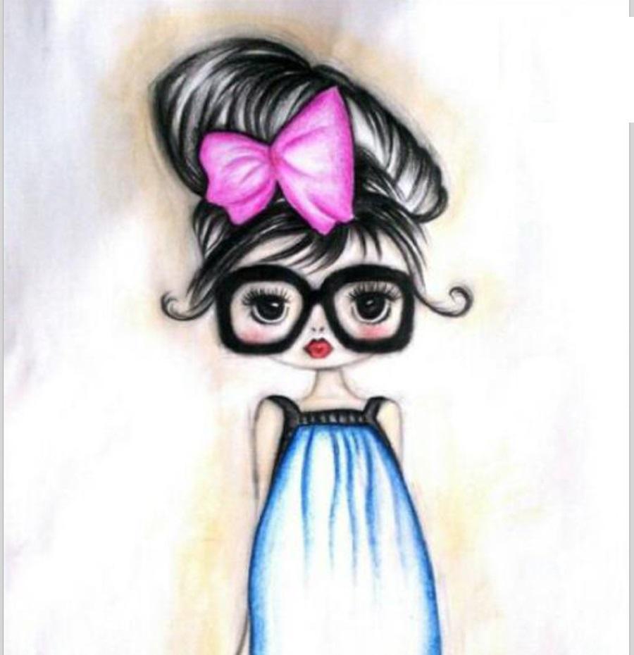 عکس پروفایل دخترونه کارتونی فانتزی